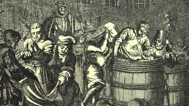Ужасные сексуальные казни в древнем риме