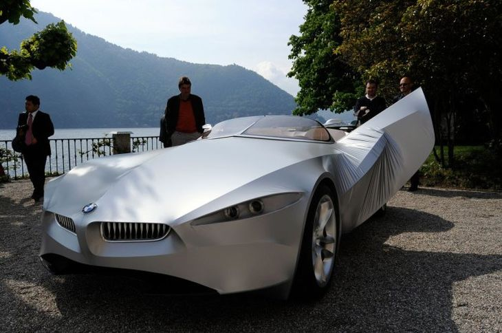 BMW GINA Light Visionary Model автодизайн, дизайн, концепт-кар