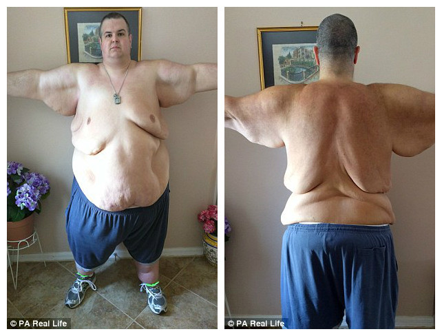 Если парень резко похудел