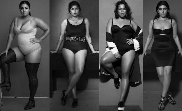 Сексуальные женщины с полными ногами