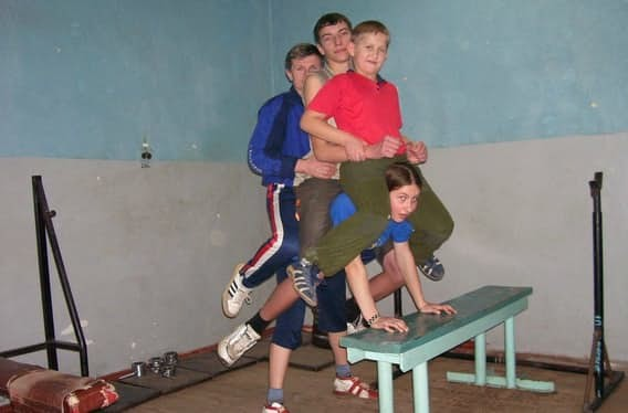 Варя Акулова дети, силачи, удивительное рядом