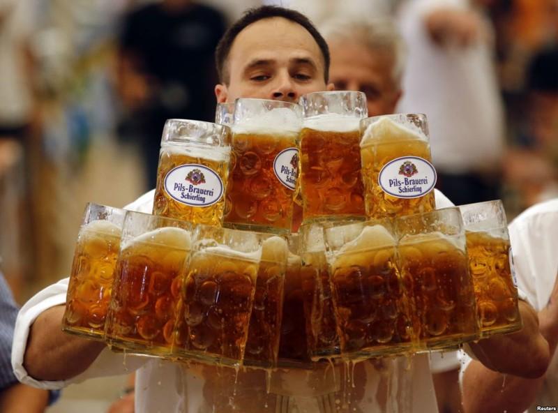 Пиво без закуски несет ли вред фигуре