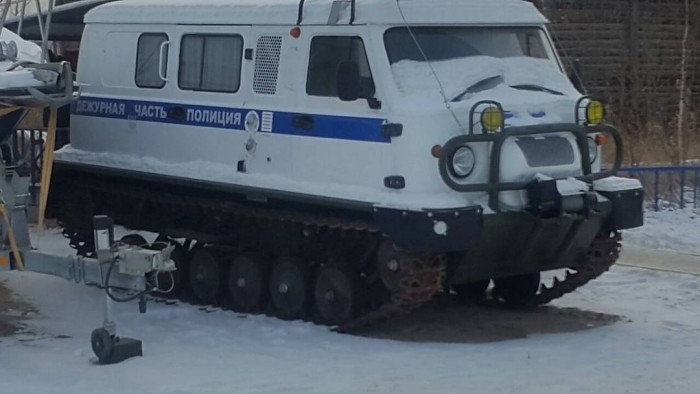 Суровая зима якутского автомобилиста авто, мороз, холод, экстрим, якутия, якутск
