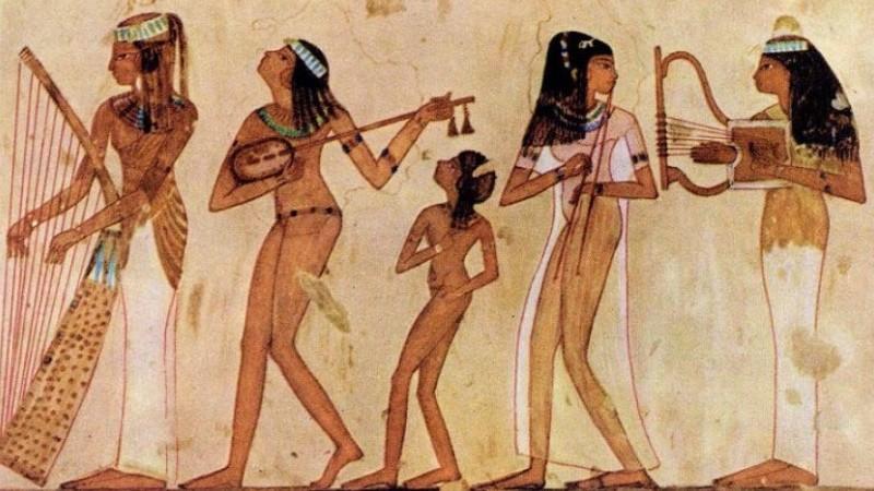 Анусы египтянок
