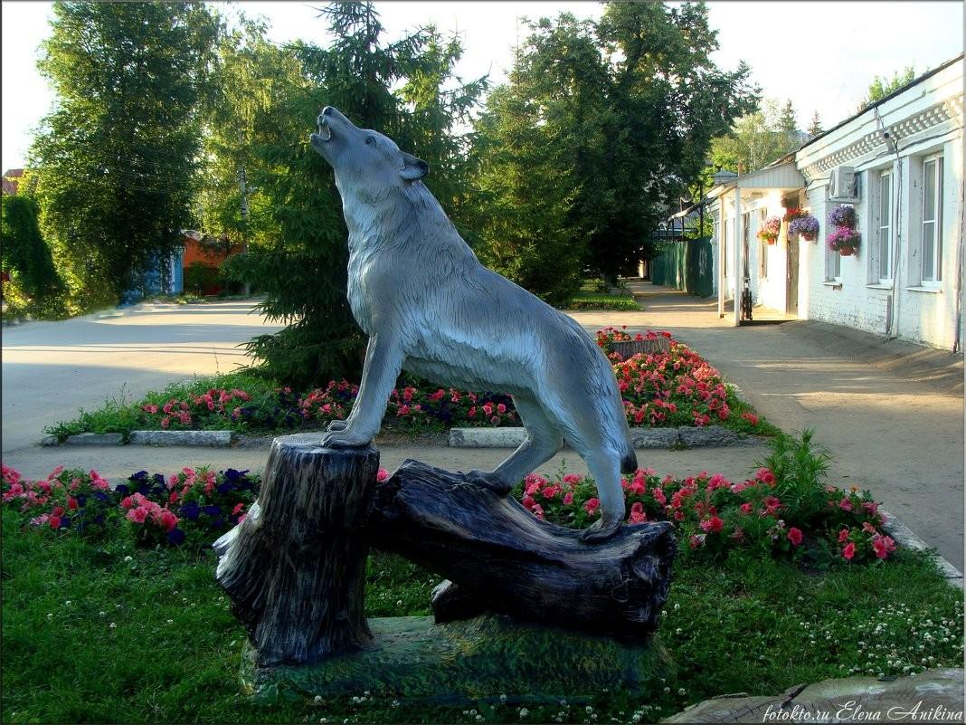 тамбовский волк памятник фото женщину волю