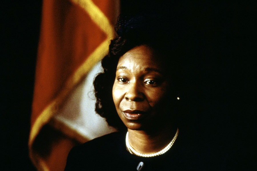 an analysis of leadership in the associate a movie starring whoopi goldberg Tv movie starring whoopi goldberg newspaper clippings about the production are among the bric-a-brac on the walls that you'd associate leadership academy.