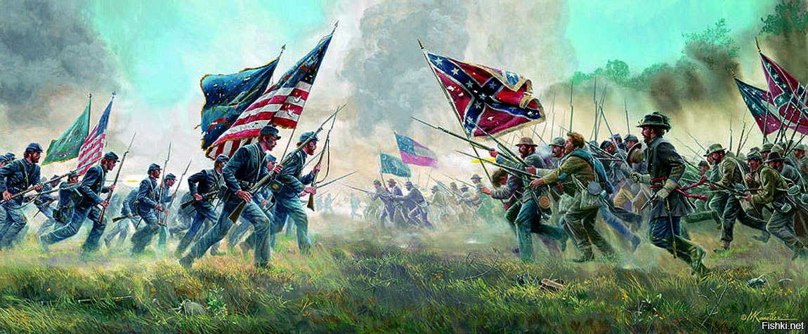 a history of the black participation in the civil war in the united states The civil war campaign for chattanooga saw more than 150,000 men clash throughout the late summer and fall of 1863 over control of the city of chattanooga,.