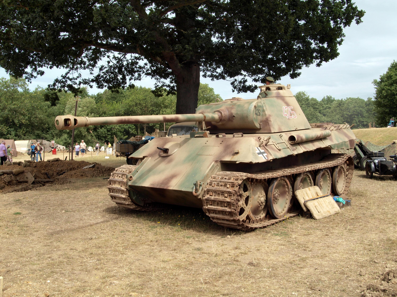 Лучшие картинки немецких танков запаления