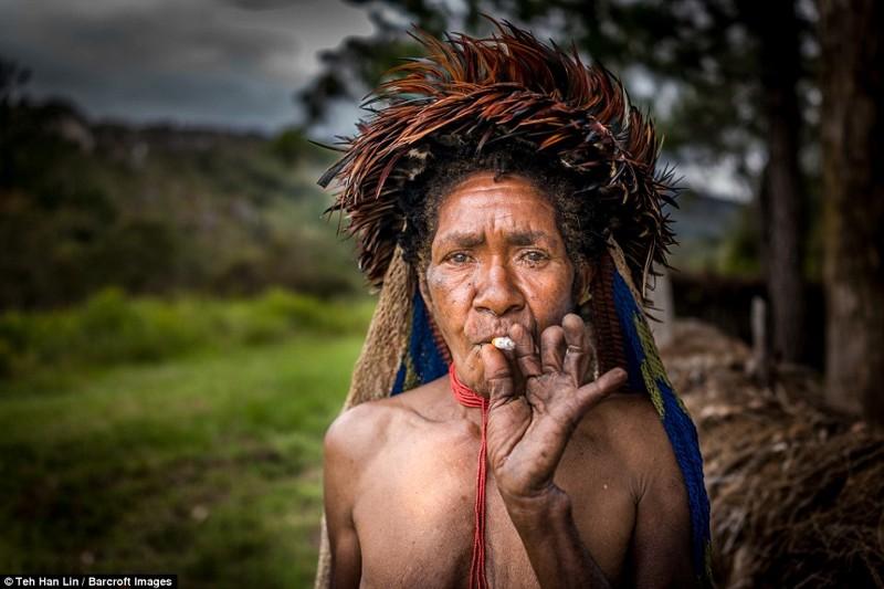 Разврат в племени