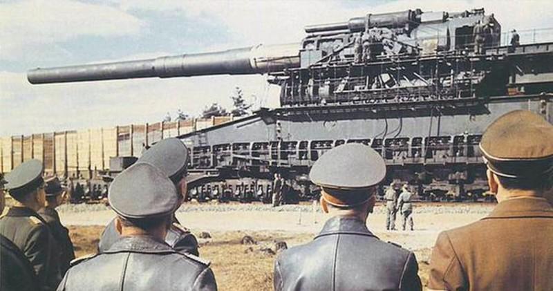 15 образцов немецкого чудо-оружия времен Второй мировой войны