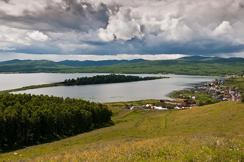 часто озеро большое красноярский край фото каждым