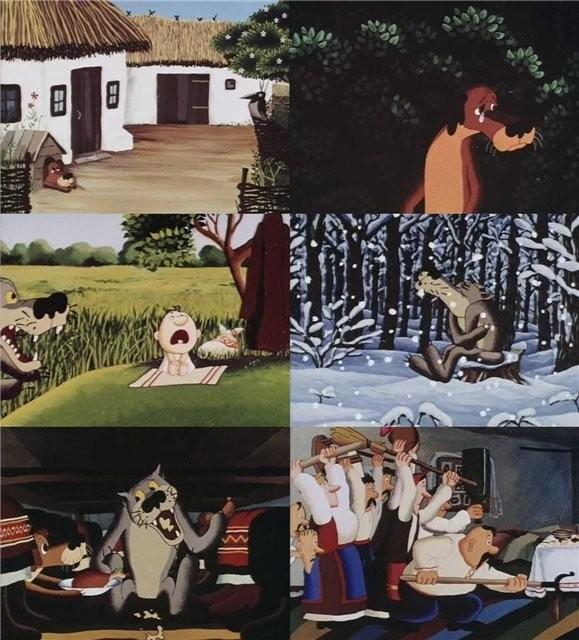 Сказка жил был пес с картинками