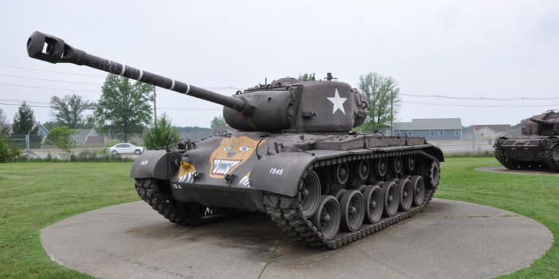 ойрлас танк