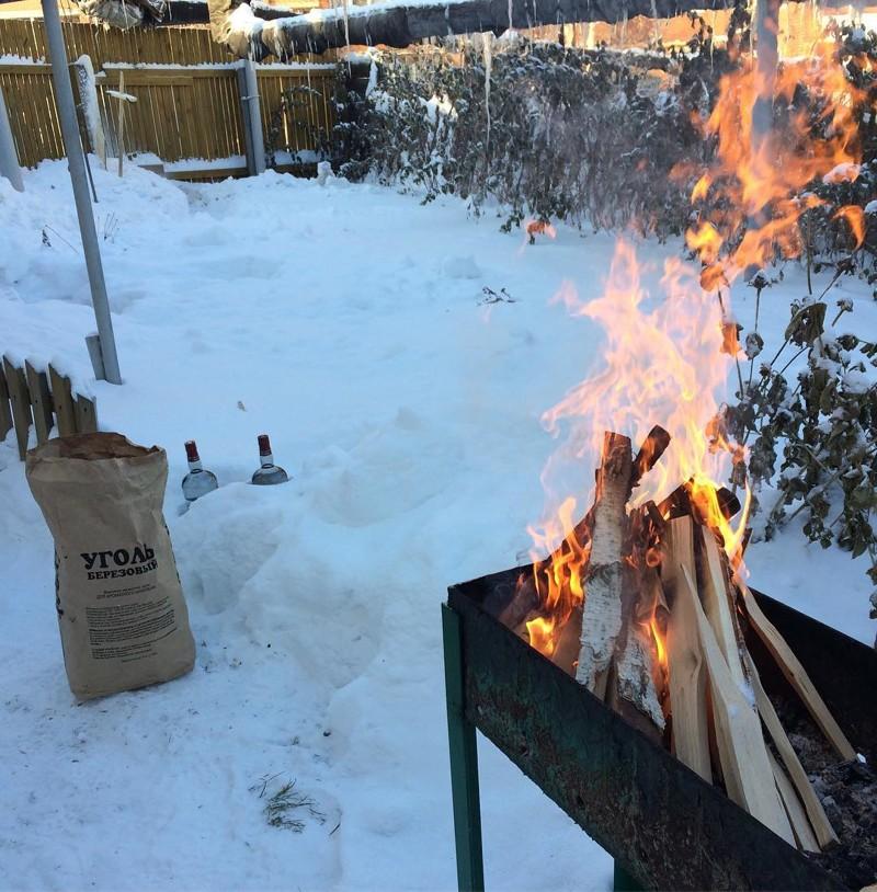 проекты картинки шашлыки зимой нравится