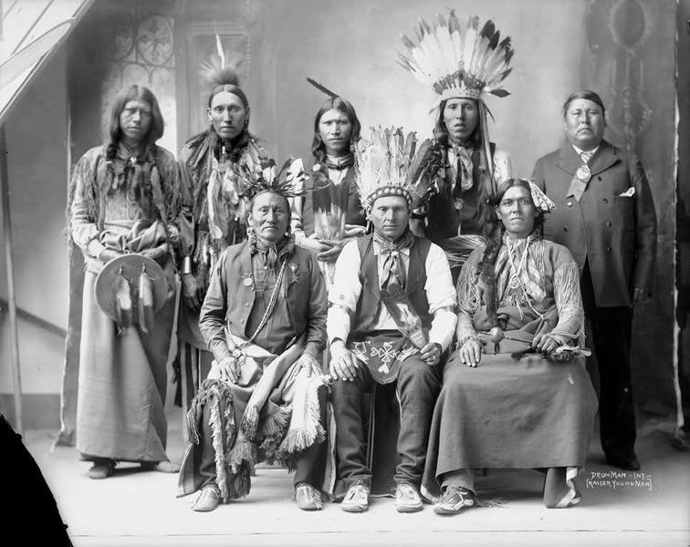a history of the comanche people from the western part of oklahoma
