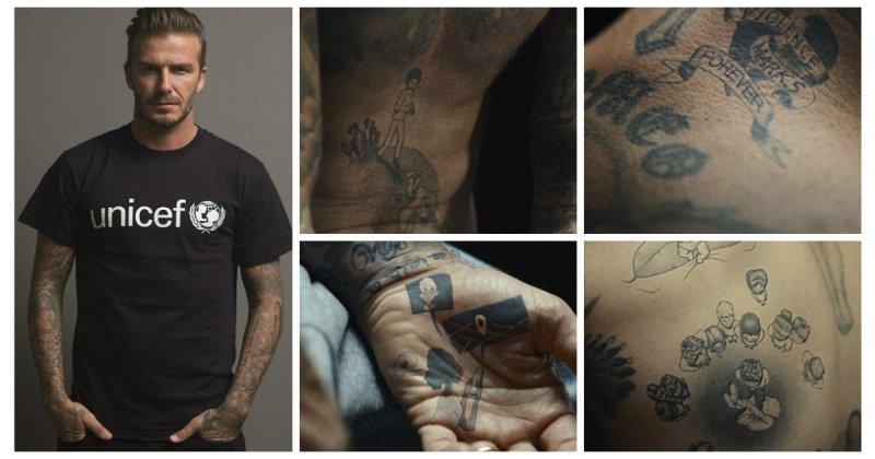 Фото штрих коду татуировка