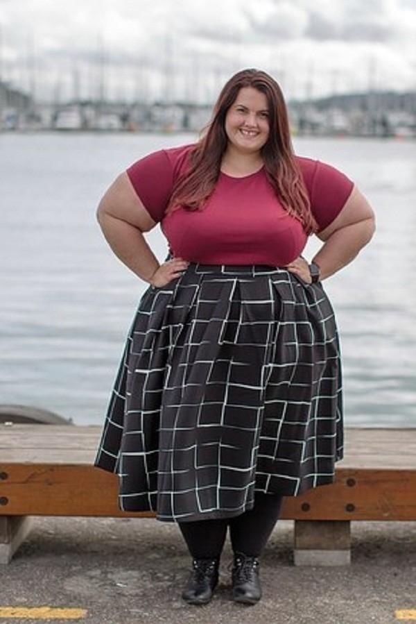 Фото толстой женщиной — pic 15