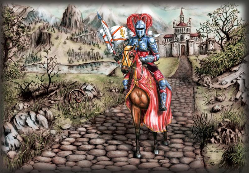 Секс рыцарей в средние века