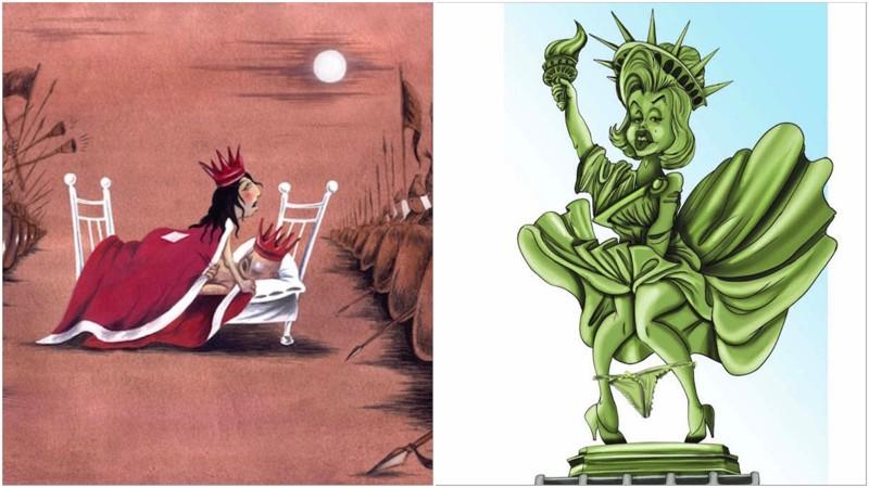 7 карикатур, которые объясняют суть современной жизни лучше любого ...   450x800