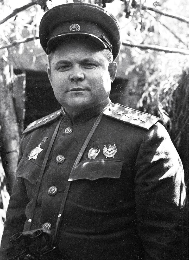 Высшие военачальники СССР, погибшие в бою во время ВОВ.