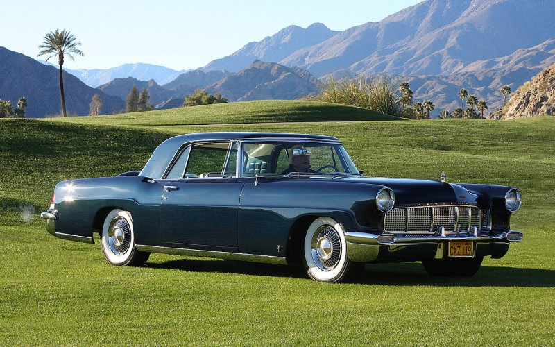 Continental Mark II (1956) классика, олдтаймер, ретро авто