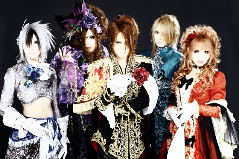 Visual kei готы, панки, субкультуры, эмо, япония