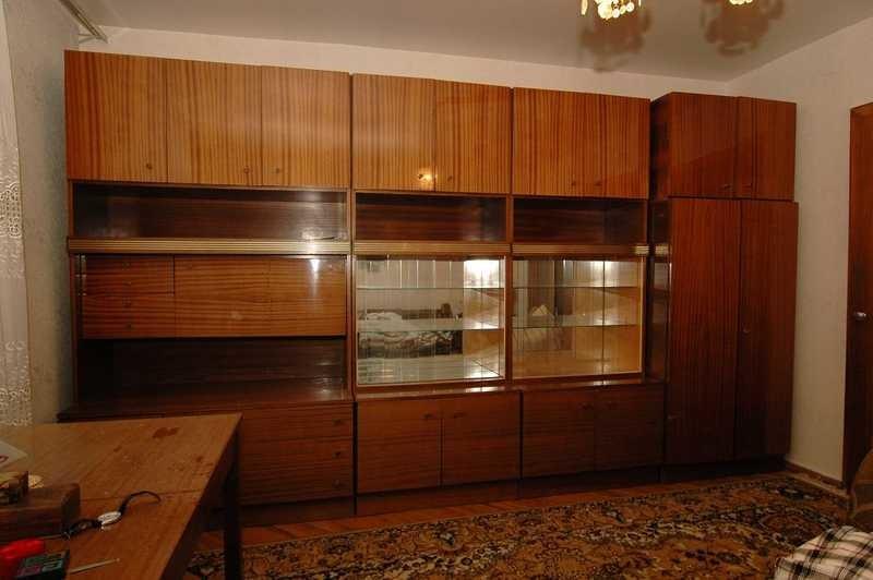 простая советская мебель