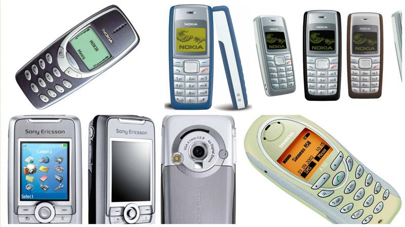 Телефоны,по которым мы будем скучать нокиа, ностальгия, телефоны