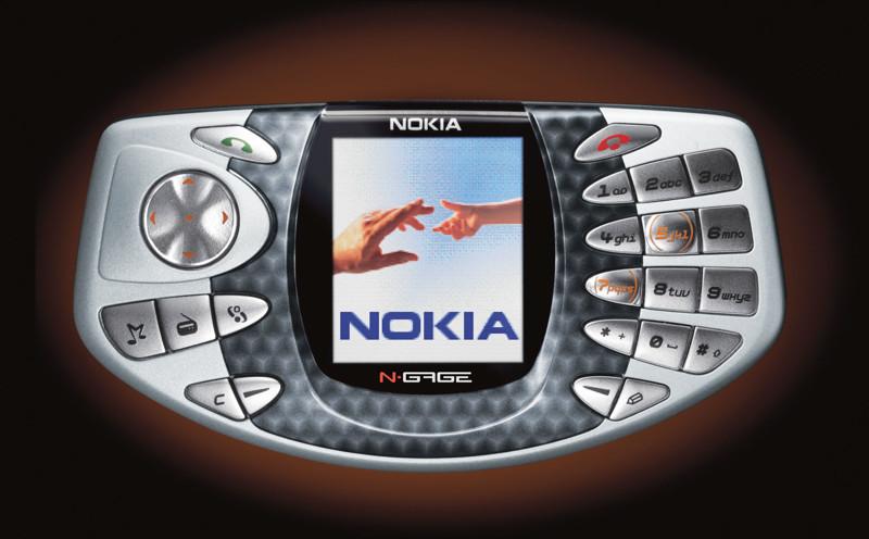 Nokia N-Gage нокиа, ностальгия, телефоны