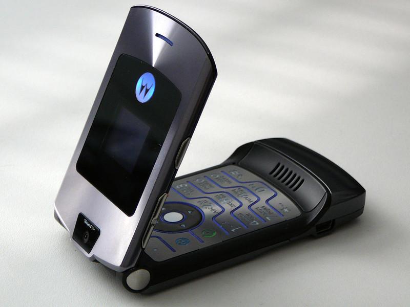 Motorola Razrv3 нокиа, ностальгия, телефоны