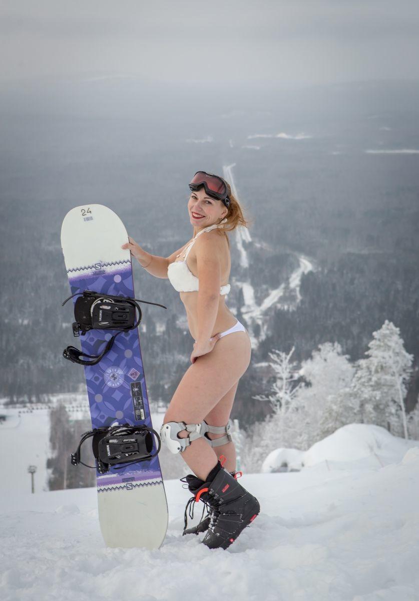 Женщина в голом виде на фото — photo 13