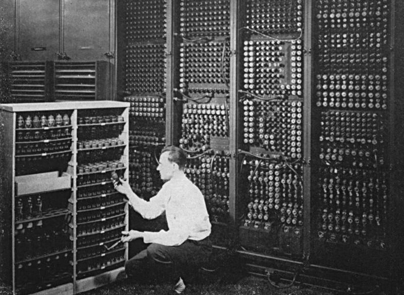 """Картинки по запросу """"первый компьютер"""""""