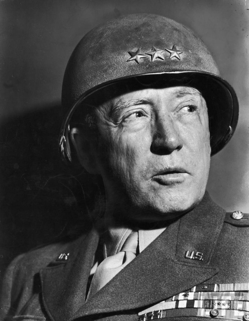 general patton The footlocker on december 10, 1945, general patton was scheduled to board a plane back to the united states his bags were packed, including a footlocker labeled official papers, which contained his diary from the war.