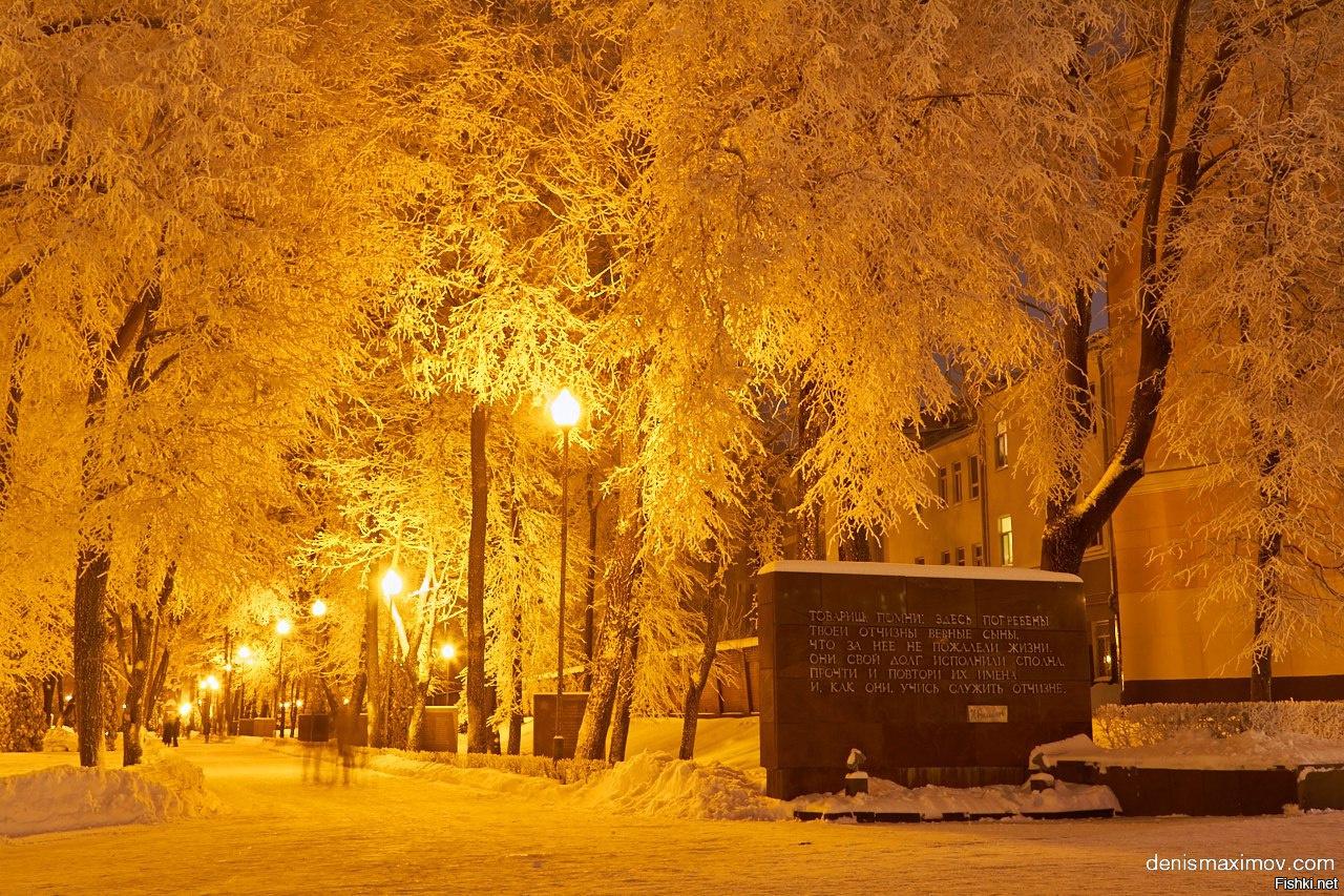 Смоленск что посмотреть зимой
