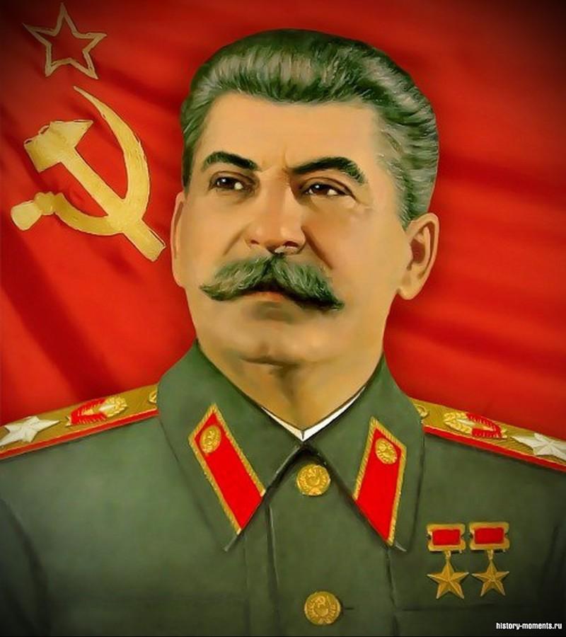 stalin s russia