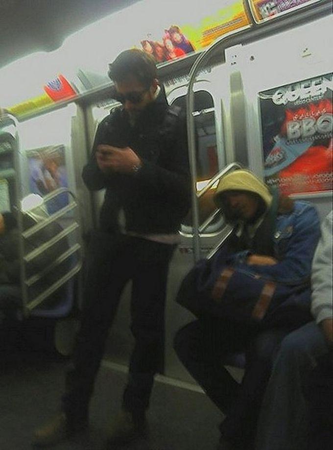 Джейк Джилленхол знаменитости, метро