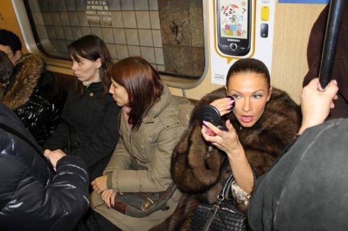 Эвелина Бледанс знаменитости, метро