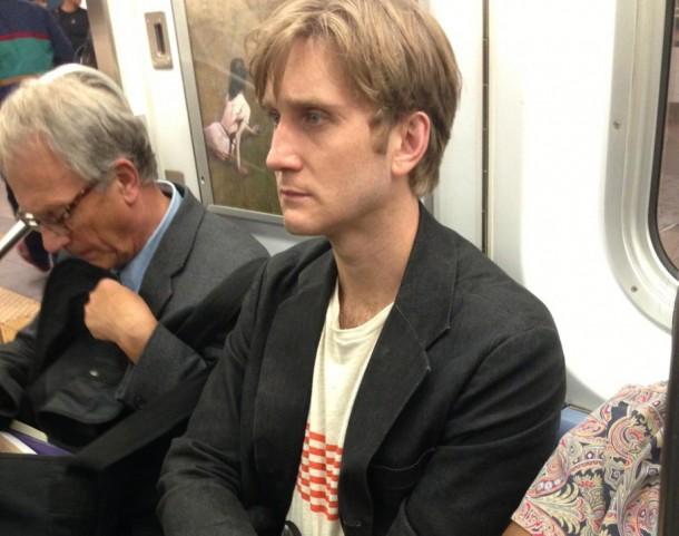 Аарон Стэтон знаменитости, метро
