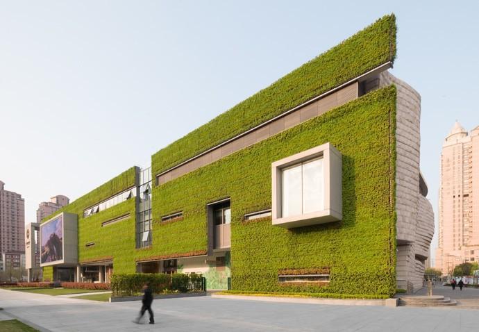 Музей естественной истории, Шанхай, Китай архитектура, здание, интересное, мир