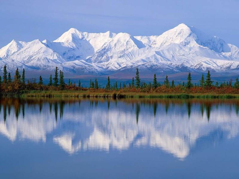 Сибирь природа, факты