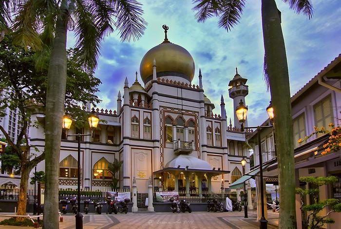 Сингапур путешествие, туризм
