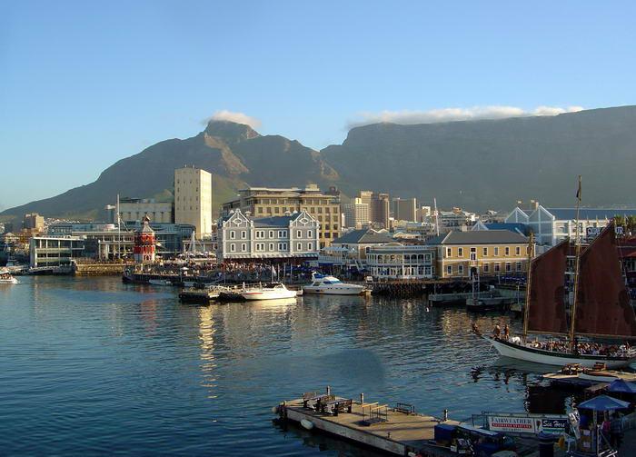 Кейптаун путешествие, туризм