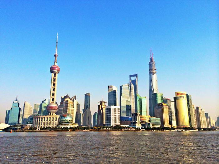 Шанхай путешествие, туризм