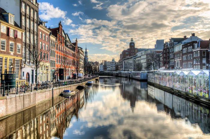 Амстердам путешествие, туризм