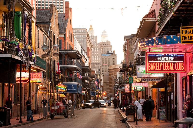 Новый Орлеан путешествие, туризм