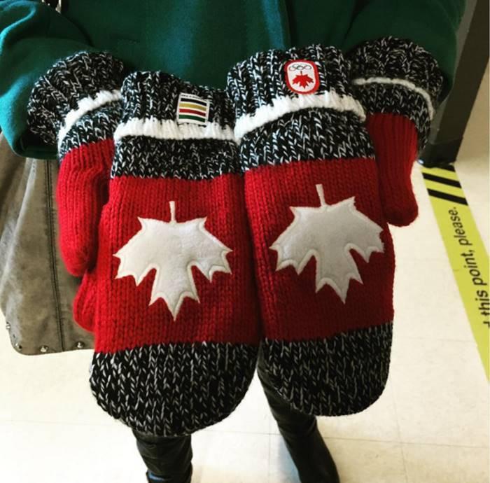 Носите перчатки под рукавицами канада, совет, хитрость