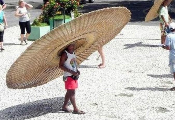 100% защита от солнечного удара  максимализм, прикол, юмор