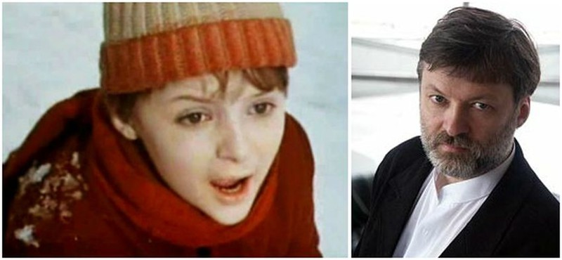 Вячеслав Цюпа - Кай актеры, снежная королева