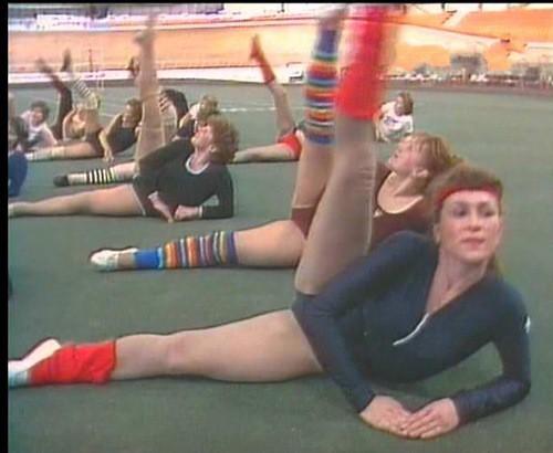 Сексульная ритмическая гимнастика