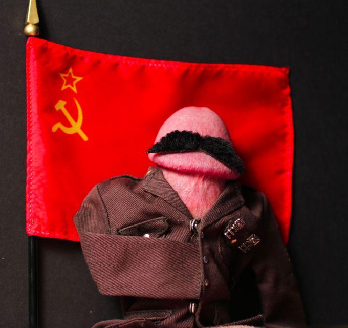 Сталин люди, маразм, пенис, теперь я видел всё